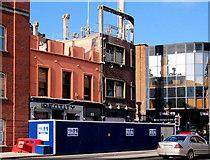 J3474 : Ann Street/Victoria Street development site, Belfast (5) by Albert Bridge