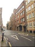 TQ3680 : Narrow Street by Derek Harper