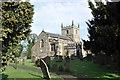SK4665 : Ault Hucknall Church by Ashley Dace