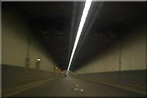 TQ7669 : Medway Tunnel by N Chadwick