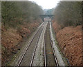 SJ5370 : Towards Chester by Jonathan Kington