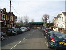 TQ2472 : Revelstoke Road, London SW18 by Stacey Harris