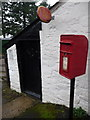 SO2820 : Forest Coal Pit: the post office and postbox № NP7 58 by Chris Downer