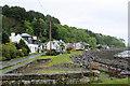 NH6749 : Kilmuir Village by Stuart Logan