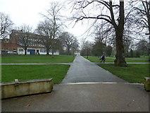 SU4212 : Southampton's splendid parks (19) by Basher Eyre