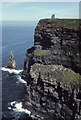 R0392 : The Cliffs of Moher, County Clare by Roger  Kidd