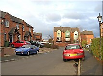 SO8276 : Round Hill Wharf, Kidderminster by P L Chadwick