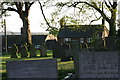 SK2607 : All Saints Church, Graveyard  (6) by Chris' Buet