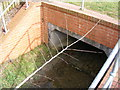 TM3763 : Gull Stream Culvert by Adrian Cable