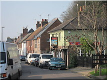 TQ4210 : Snowdrop Inn, Lewes by Oast House Archive