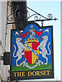 TQ4210 : The Dorset sign by Oast House Archive