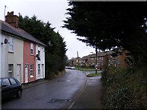 TM3863 : Mill Road, Saxmundham by Geographer