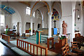TQ4082 : St Philip & St James, Whitwell Road, E13 - Chancel by John Salmon