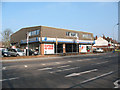 TQ3871 : Ancaster Fiat, Bromley Road by Stephen Craven
