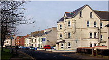 D4002 : Former Curran Court Hotel, Larne (1 of 3) by Albert Bridge