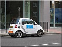 TQ3279 : Parking enforcement in Southwark by Stephen Craven