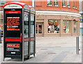 J3374 : BT telephone boxes, Belfast (3) by Albert Bridge