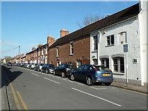 SP2055 : Shakespeare Street, Stratford on Avon by Chris Allen