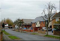 SO9096 : New houses on Sandringham Road in Penn, Wolverhampton by Roger  Kidd