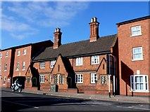 SP2055 : Almshouses, Guild St, Stratford Upon Avon by Nigel Mykura
