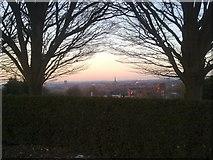 SJ9499 : Ashton-under-Lyne from Dukinfield by Steven Haslington