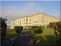SN5981 : National Library of Wales, Aberystwyth by Dylan Moore