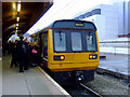 SJ8497 : Manchester Oxford Road railway station by Thomas Nugent