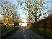 SE9647 : West End, Lund, East Yorkshire by Ian S