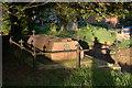 SK2607 : All Saints Church, Graveyard  (16) by Chris' Buet