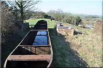 SP6989 : Grand Union Canal - Inclined Plane by Ashley Dace