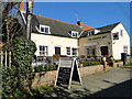 TM3958 : The Golden Key public house at Snape by Adrian S Pye