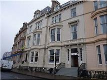 NS5766 : Glasgow Youth Hostel by Richard Law