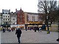 NT2573 : Princes Street, Edinburgh by Steven Haslington