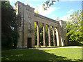 SD8203 : The Colonnade, Heaton Park by Steven Haslington