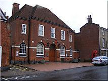 TM3389 : Bungay Post Office by Glen Denny