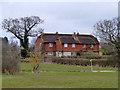 TQ2518 : Cobb's Barn by Robin Webster