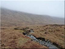 NN2617 : Upstream on the Allt na Lairige by Richard Law