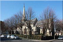 TQ2374 : St John the Evangelist, St John's Avenue by John Salmon
