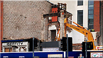 J3474 : Ann Street/Victoria  Street development site, Belfast (13) by Albert Bridge