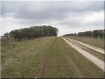 SE8947 : Kiplingcotes Racecourse by Jonathan Thacker