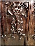 ST8026 : Detail, St Mary's Church by Maigheach-gheal