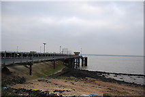 TQ7076 : Jetty at Cliffe by N Chadwick