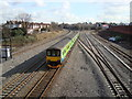 SP1183 : Railway Junction at Tyseley, Birmingham by Rob Newman