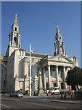SE2934 : Leeds Civic Hall by Richard Hoare