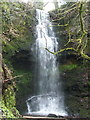 NS4760 : Craigie Linn (waterfall) by Lairich Rig