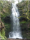 NS4760 : Craigie Linn (waterfall) by Lairich Rig