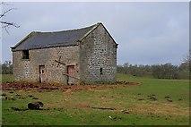 SK1158 : Barn off Beresford Lane by Mick Garratt