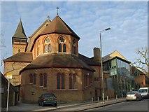 TQ2775 : St Mark's church, SW11 by Derek Harper