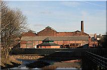 SK3588 : Sheffield Industrial Museum by Chris Allen