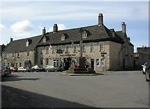 SO8700 : Minchinhampton, The Crown Inn by Mike Faherty